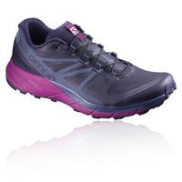 Salomon Sense Ride para mujer trail zapatillas de running  - AW17