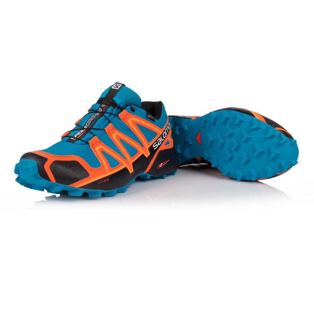 Salomon Speedcross  Gore Tex Trail Running Shoes Ss