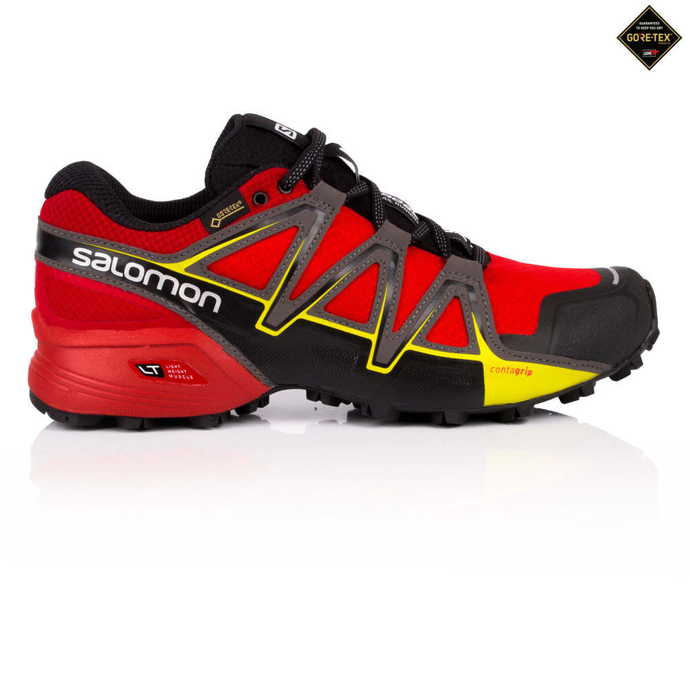 salomon speedcross vario 2 gore tex trail running shoes ss18 30 off. Black Bedroom Furniture Sets. Home Design Ideas