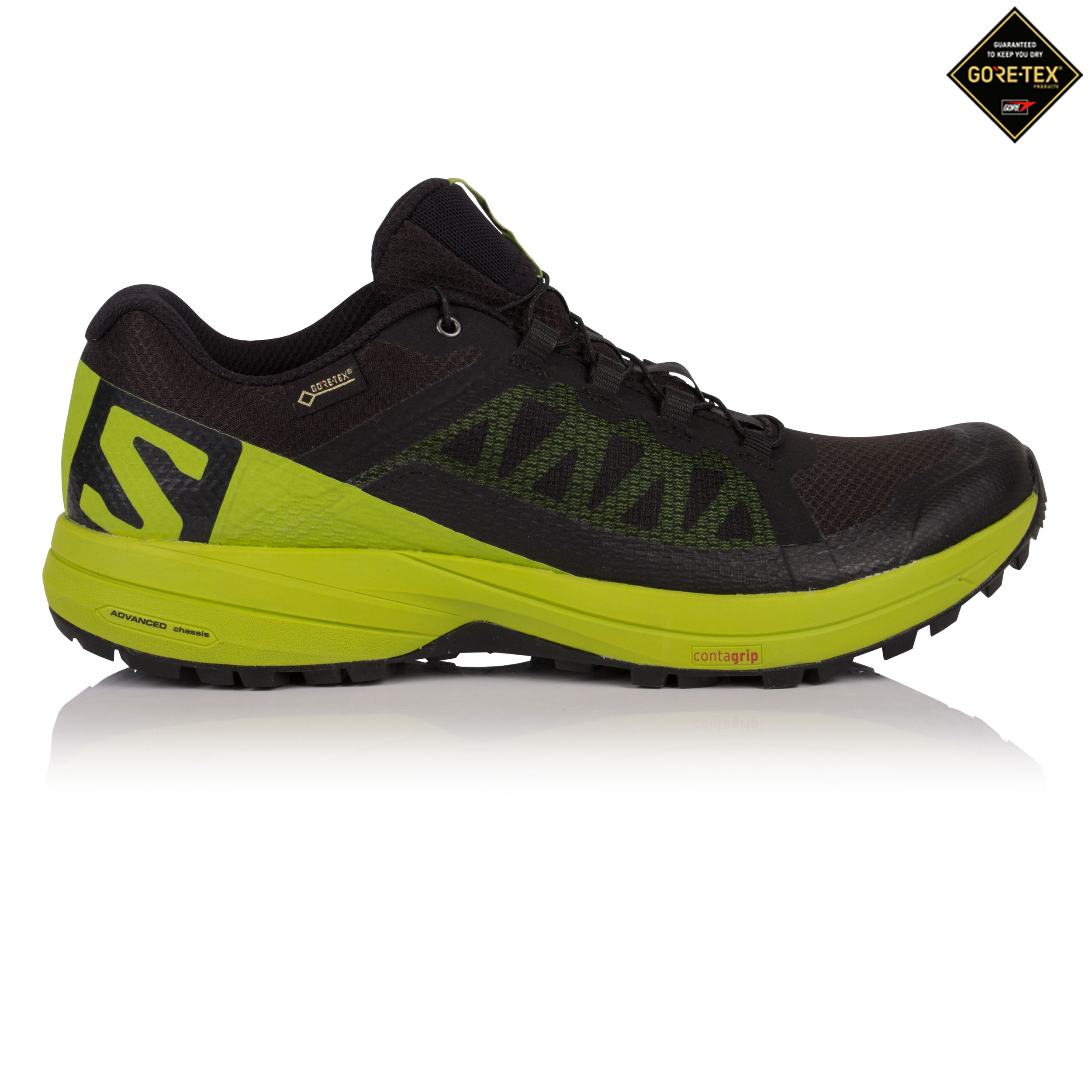 scarpe da trekking salomon contagrip
