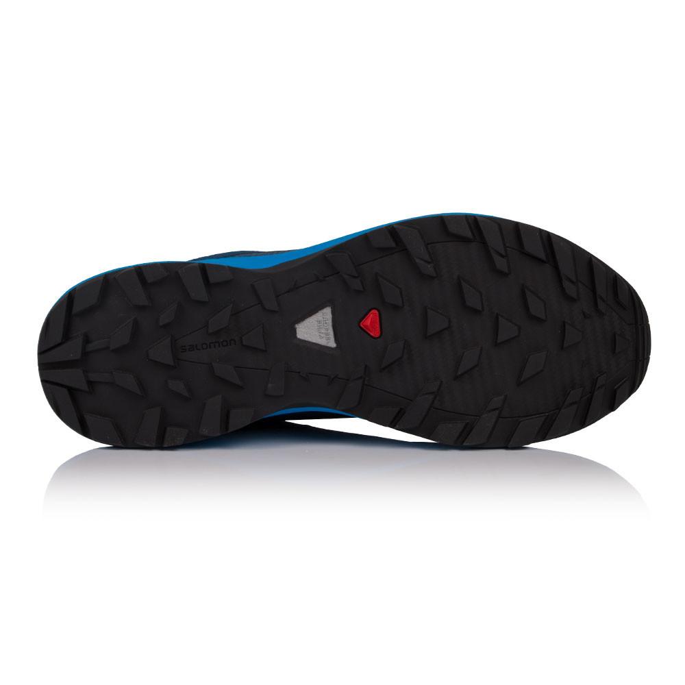 Salomon  Herren XA ELEVATE GTX GTX ELEVATE Running Schuhes Trainers Turnschuhe Blau Navy Sports ea9a99