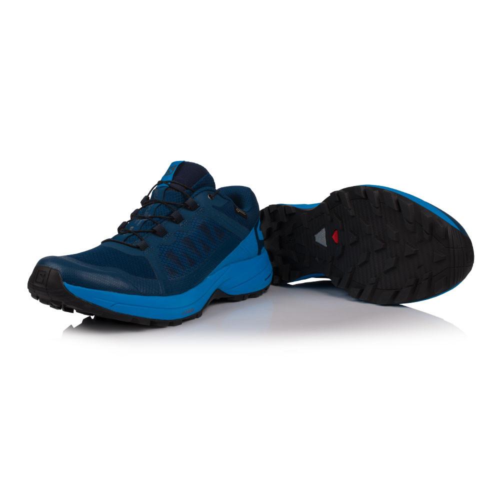 8506802e48d5 Salomon Hombre XA ELEVATE GORE-TEX Correr Zapatos Zapatillas Azul