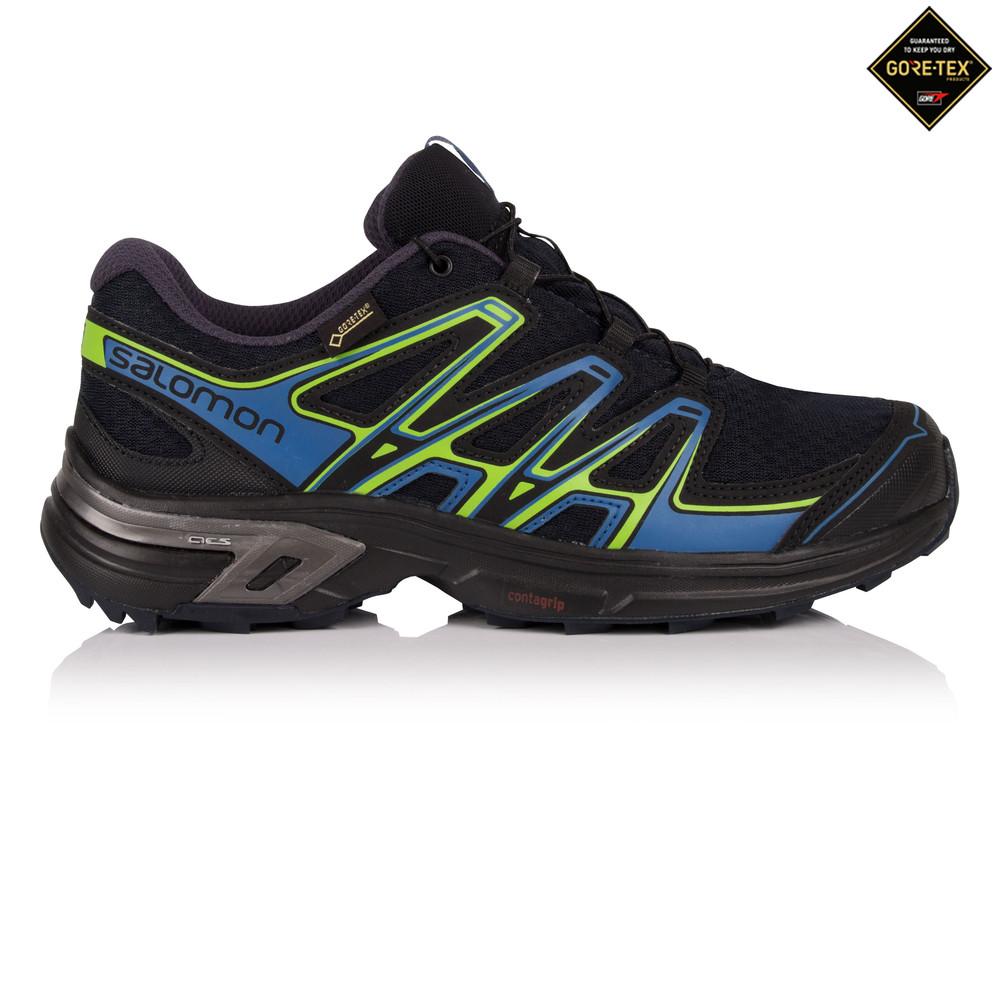 Salomon De Gore 2 Trail Aw18 Flyte Chaussures Wings Tex WEDH2eY9Ib