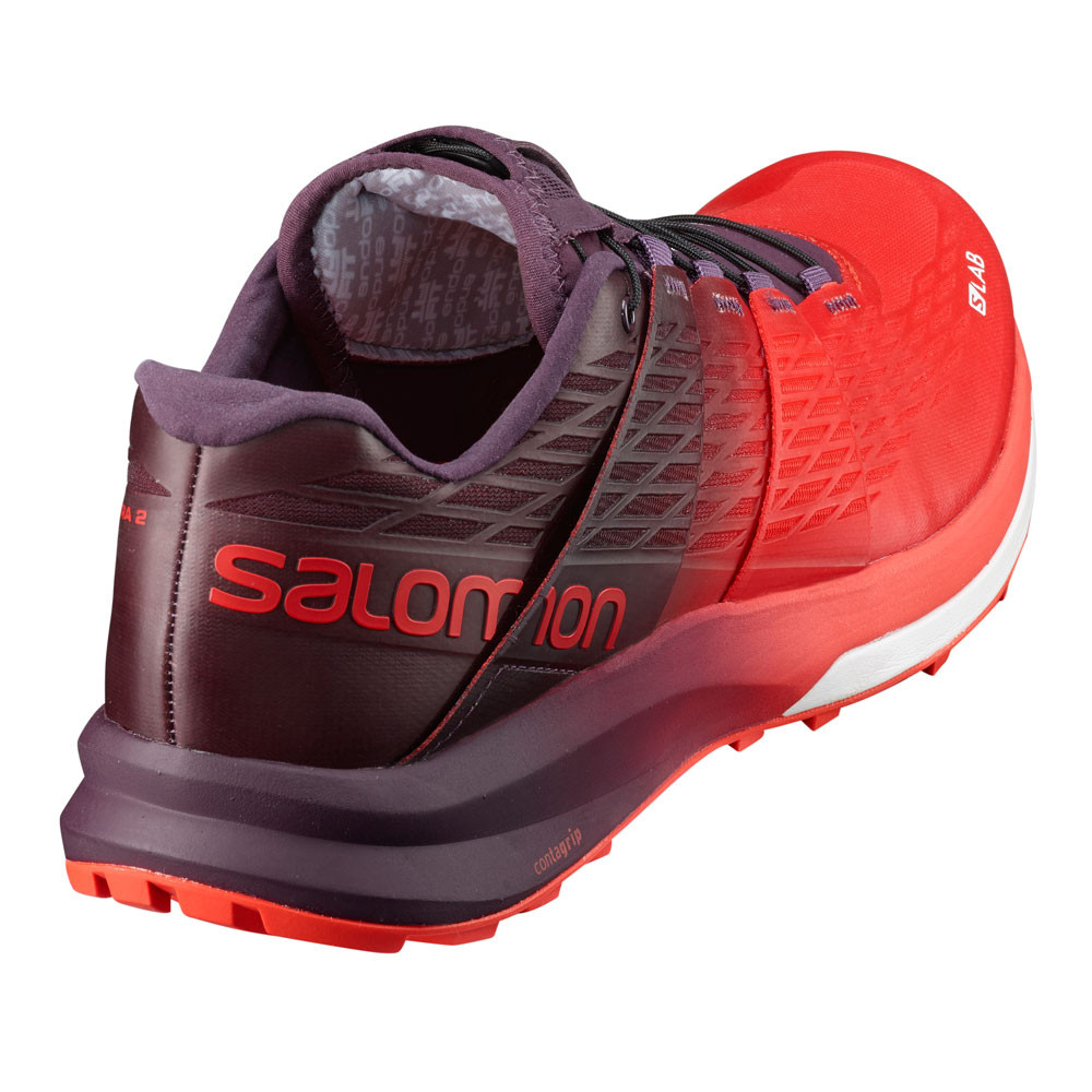 sale retailer da9a5 53d3e ... Salomon S LAB SENSE ULTRA 2 Trail Running Shoes - SS19 ...