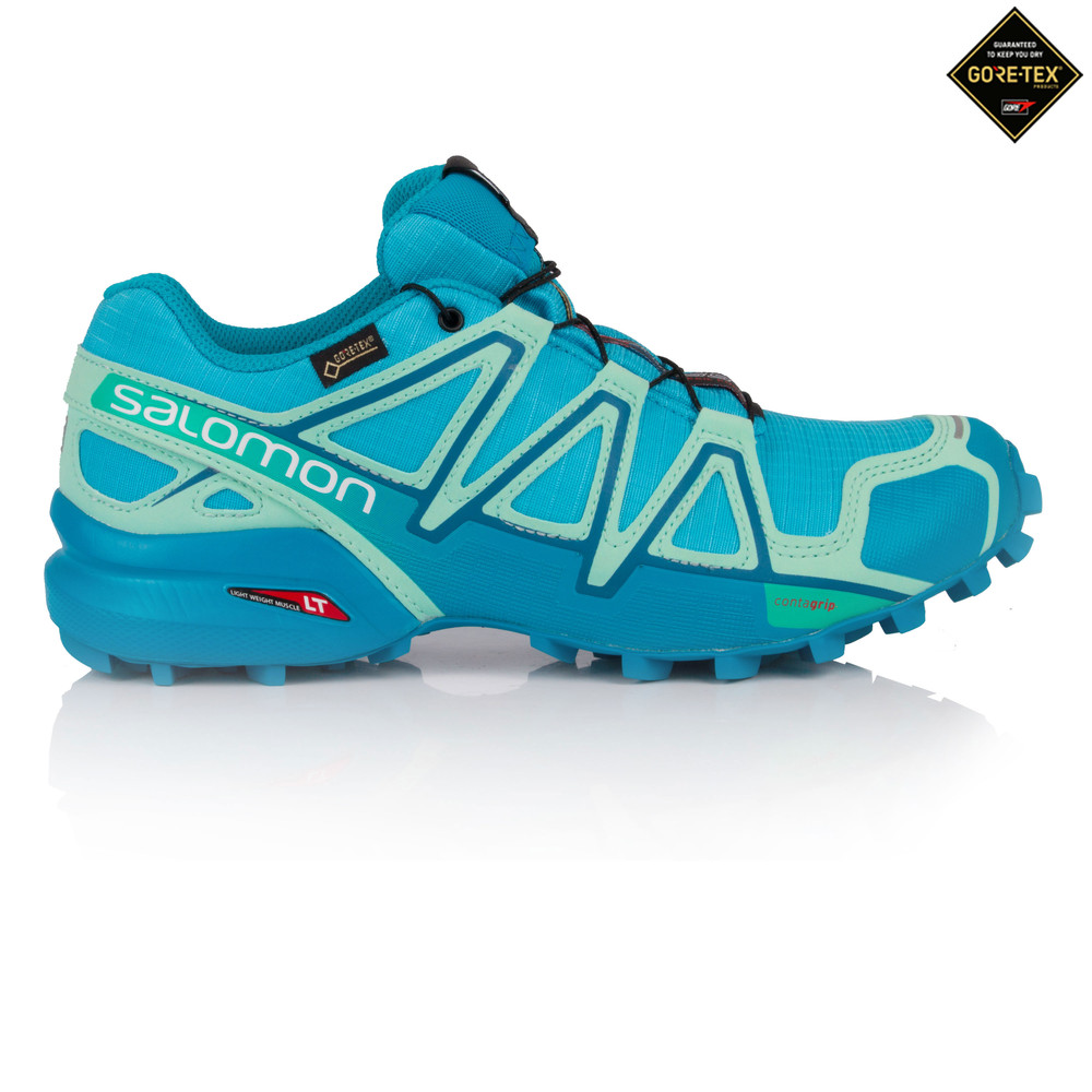 Salomon SPEEDCROSS 4 GORE TEX Women's Trail Running Shoes