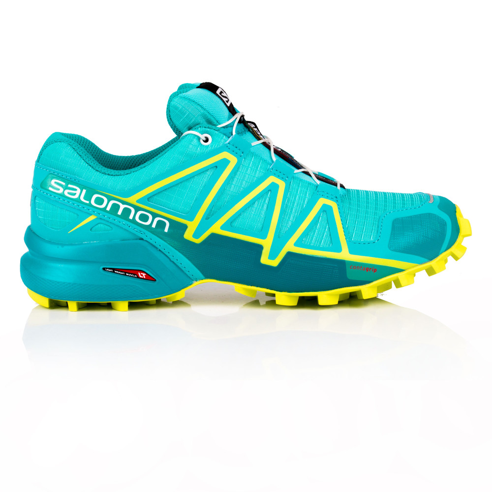 newest e4090 f0fa3 Salomon SPEEDCROSS 4 Women's Trail Running Shoes
