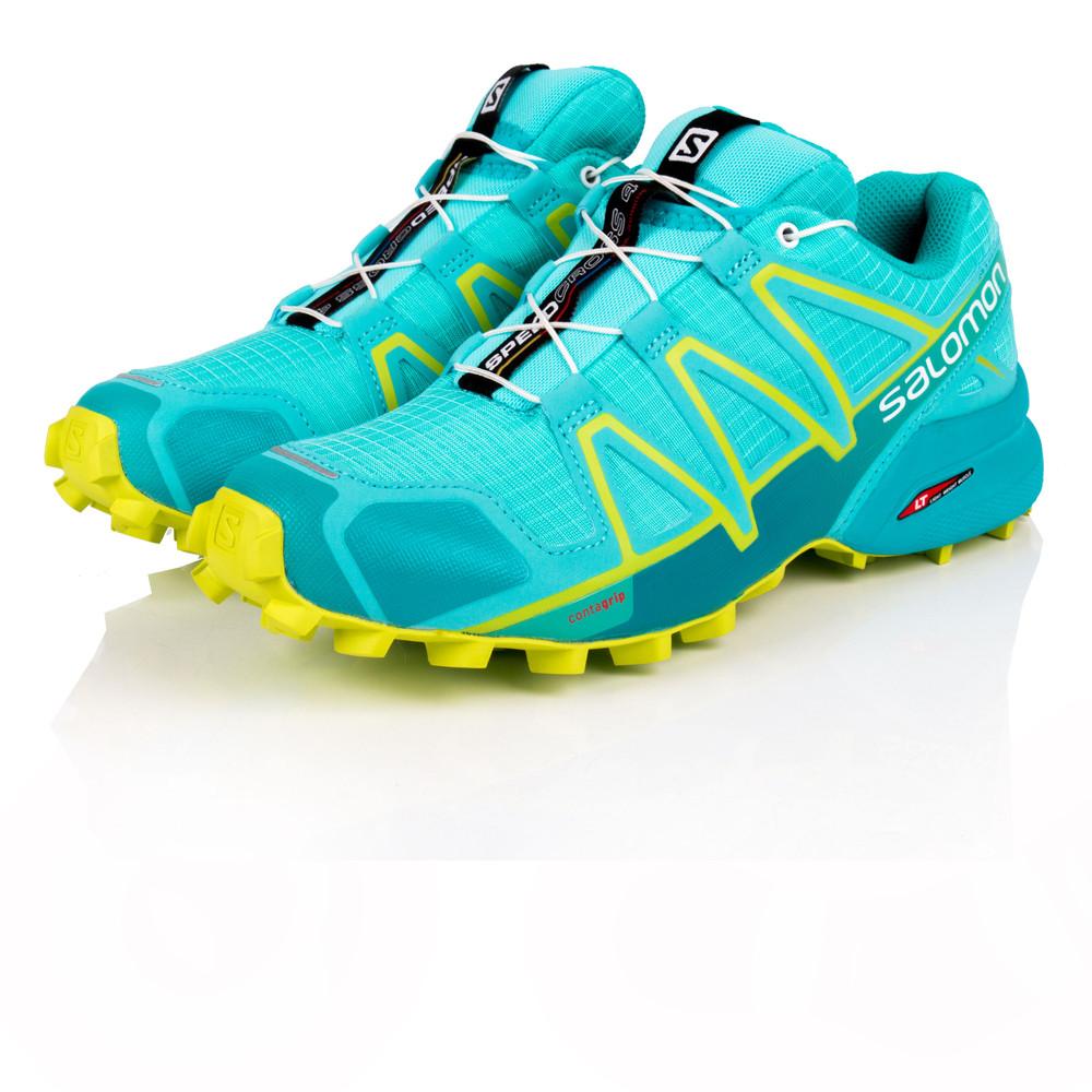 3414f4fe19e Salomon SPEEDCROSS 4 para mujer trail zapatillas de running - 50 ...