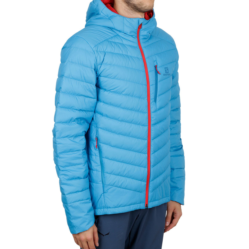 be7755581aea Salomon Halo Down Hooded Jacket Salomon Halo Down Hooded Jacket ...
