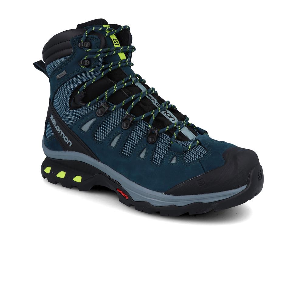 Salomon Uomo Quest 4D 3 Gore Tex Scarponi Da Passeggio Trekking Scarpe Alte 4e04cb2957b