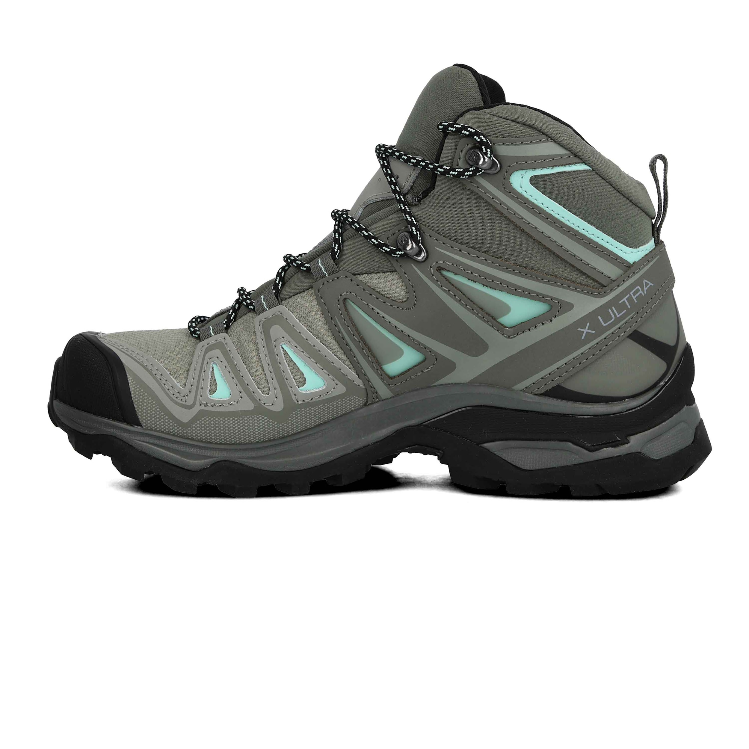 new product 142f0 de564 El botín integral de GORE-TEX® garantiza un rendimiento transpirable e  impermeable.