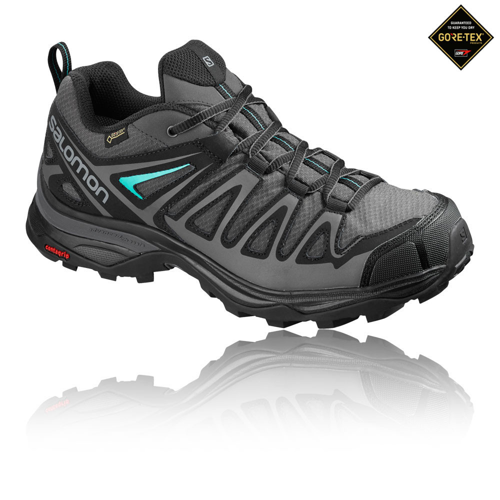 X Prime Damen Walkingschuh Gore Tex Salomon 3 Ss19 Ultra JcFl1TK