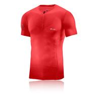 Salomon S/Lab Exo 1/2 cremallera camiseta de running - AW18
