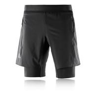 Salomon Fast Wing TwinSkin shorts - AW18