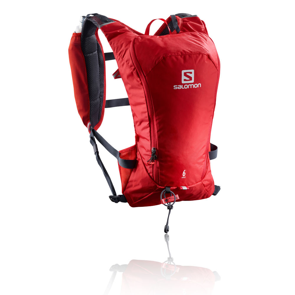 3a29881d55 Salomon Agile 6 Set Running Backpack - AW18 | SportsShoes.com