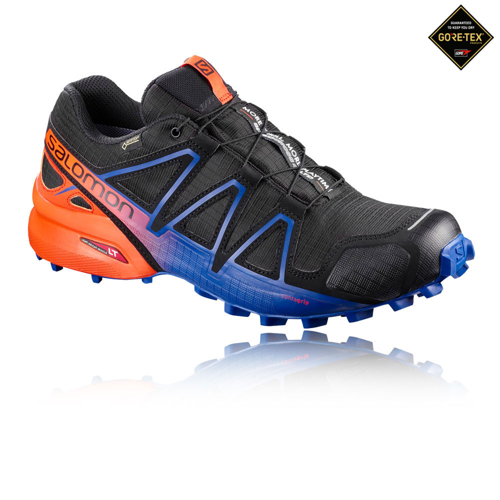 Speedcross 4 GORE-TEX LTD trail zapatillas de running