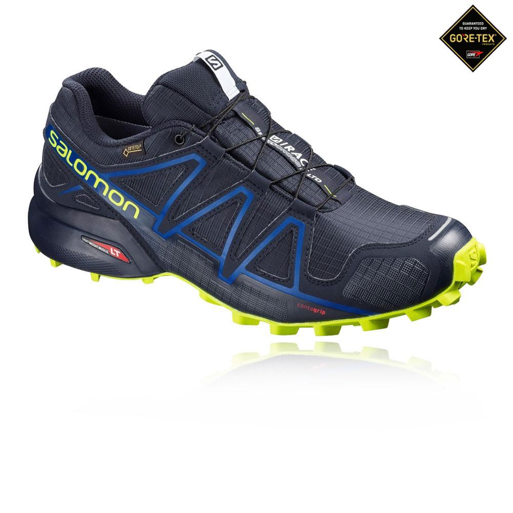 Salomon Uomo Speedcross 4 GTX S Race Ltd Trail Scarpe Da Corsa Ginnastica  Sport f204833eb82
