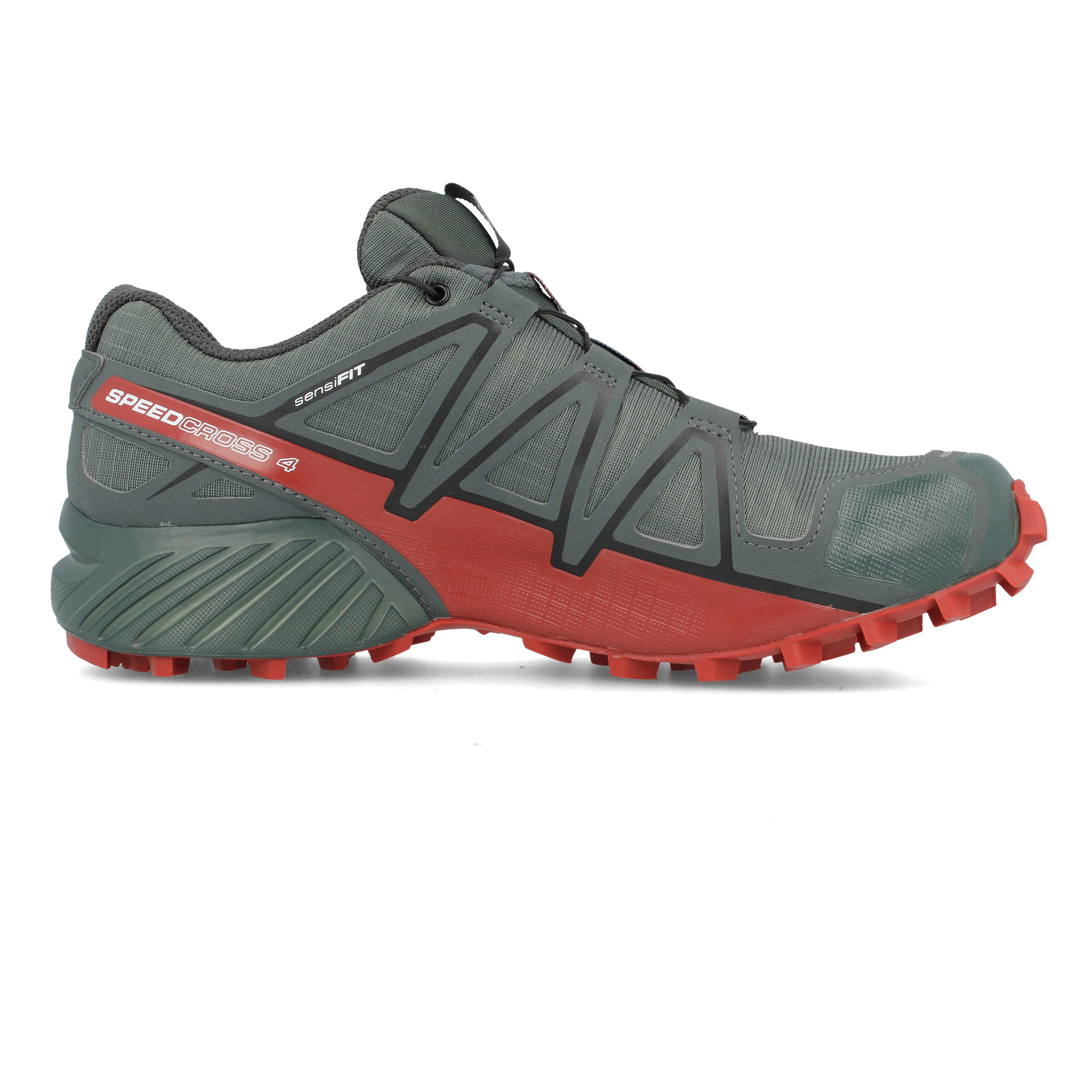 buy online 91136 d3e03 Salomon Hommes Speedcross 4 CS Trail Chaussures De Course À Pied Baskets  Sport