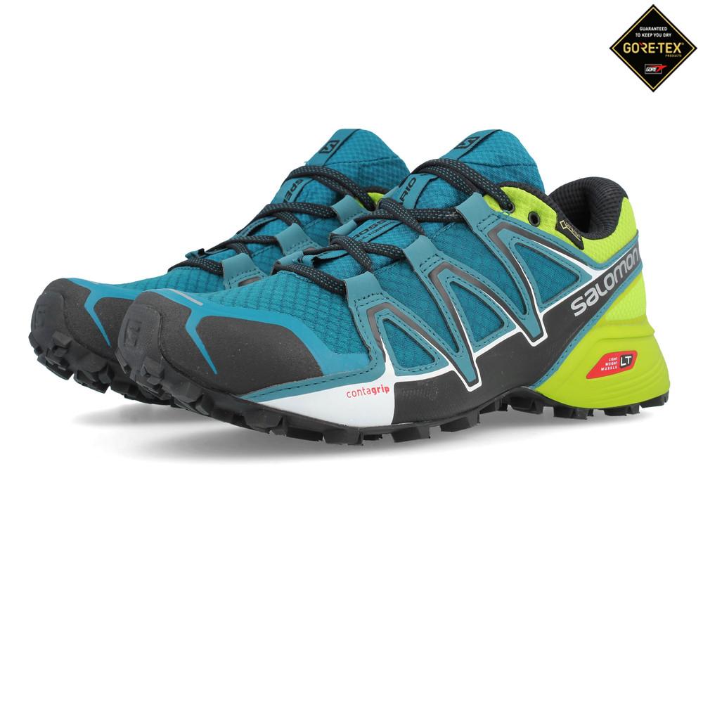 Salomon Speedcross Vario 2 GORE-TEX Trail Running Shoes - AW18. RRP  £124.99£62.49 - RRP £124.99 c86e387350f