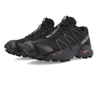 Salomon Speedcross 4 Wide Fit Trail Running Shoes - AW18