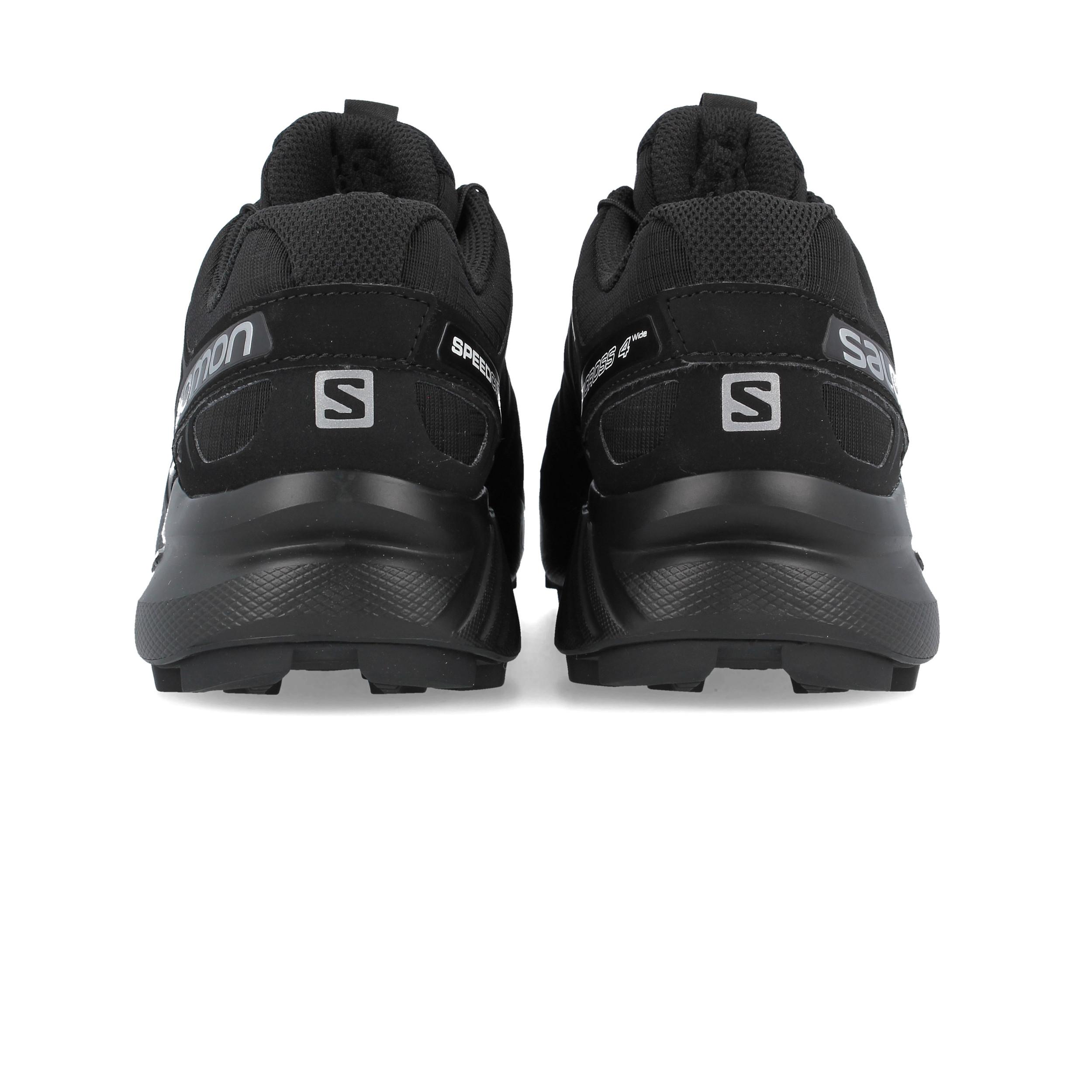 huge discount d2dfb de0e7 De Course Wide 4 Trail Speedcross Homme Salomon Fit Chaussures RqOaz0w