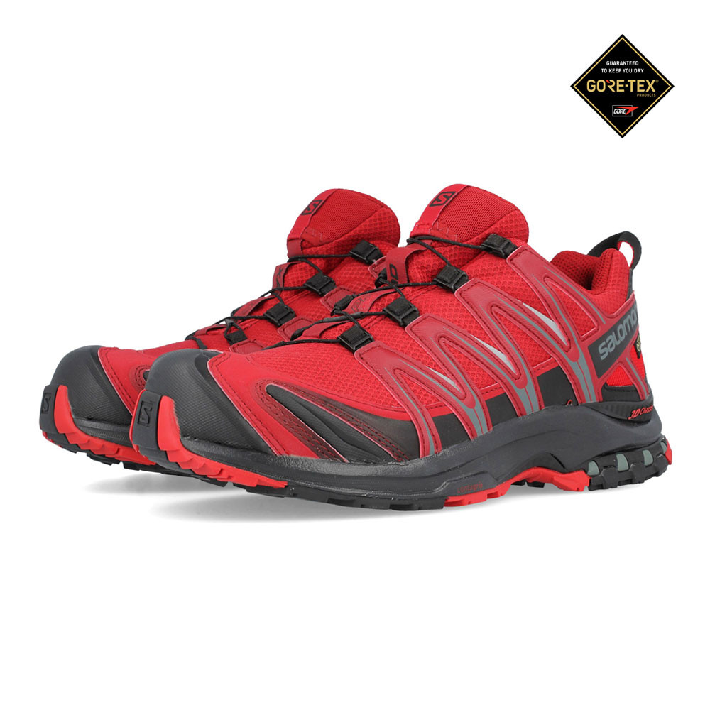 uk availability 08f15 32d18 Salomon XA Pro 3D GORE-TEX chaussures de trail - SS19 ...