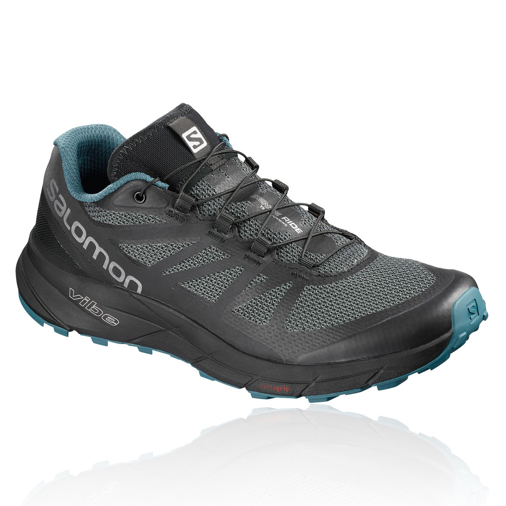 Salomon Sense Ride Nocturne Trail Running Shoes