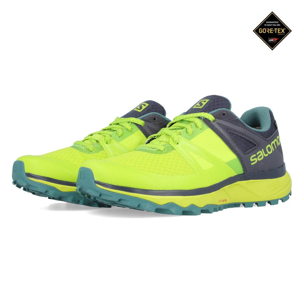 diseñador de moda 9ca99 04a93 Salomon Trailster GORE-TEX trail zapatillas de running - SS19