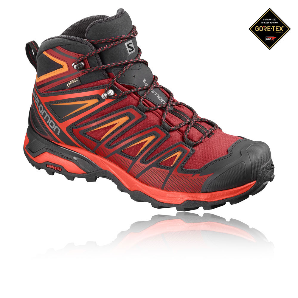 Salomon X Ultra 3 Mid GORE-TEX Walking Boots - AW19