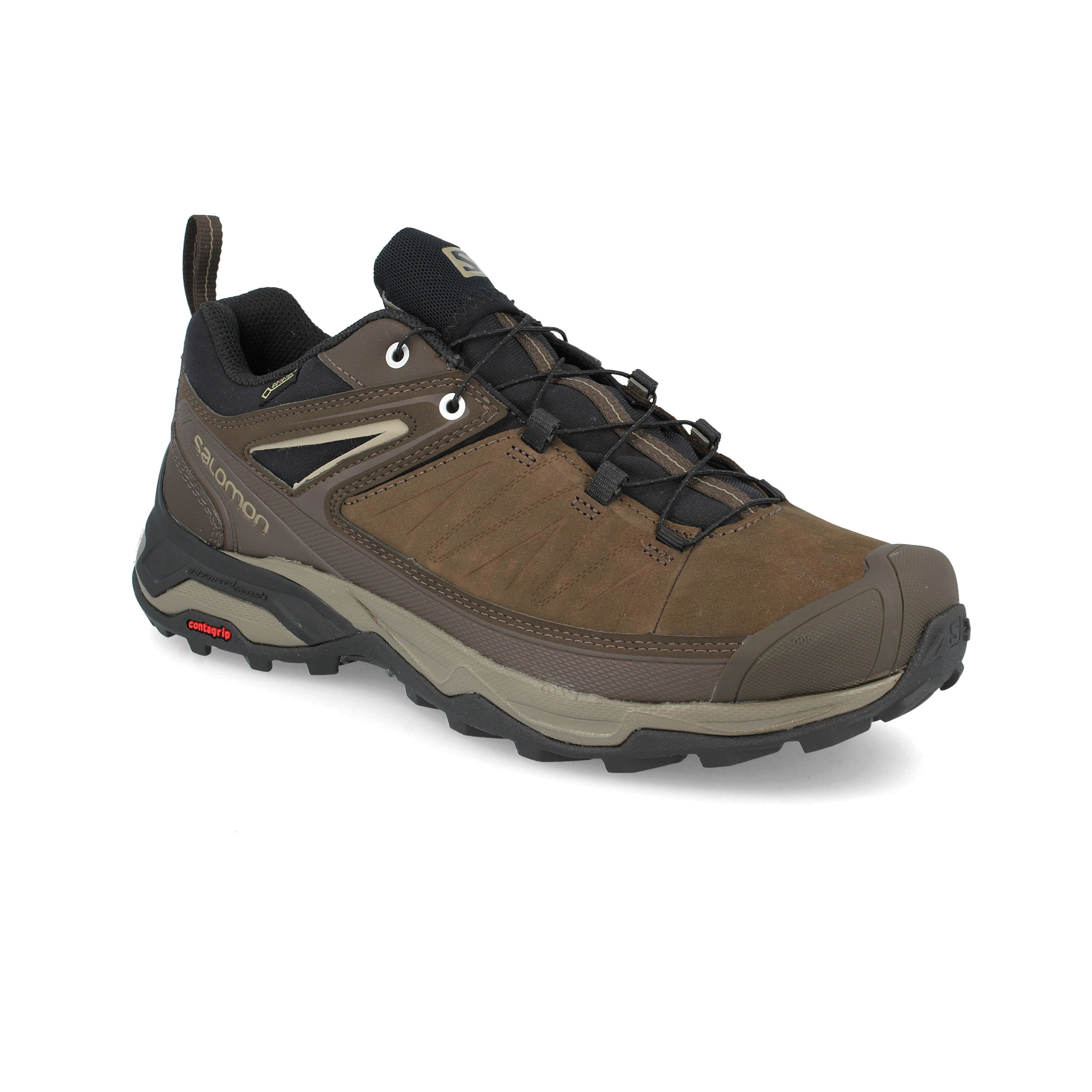 06141527 Details about Salomon Mens X Ultra 3 LTR GORE-TEX Walking Shoes Brown  Sports Outdoors Trainers