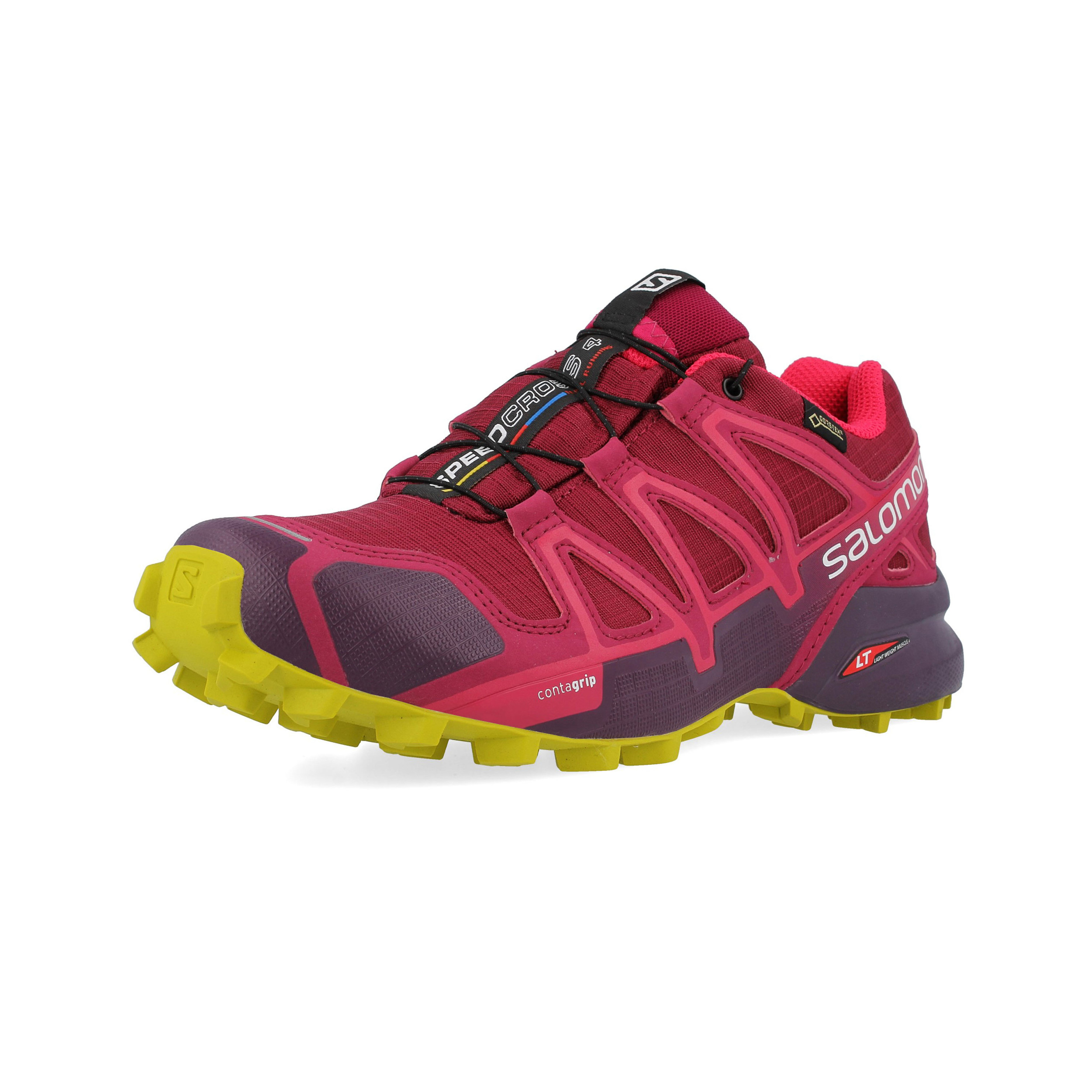 33f13c755d9 Salomon Mujer Speedcross 4 Gore-tex Sendero Correr Zapatos Zapatillas  Running