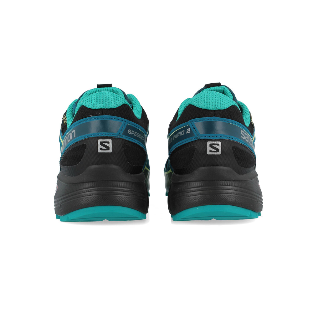 Salomon Speedcross Vario Gore Tex Women's Trail Running Shoes Grey