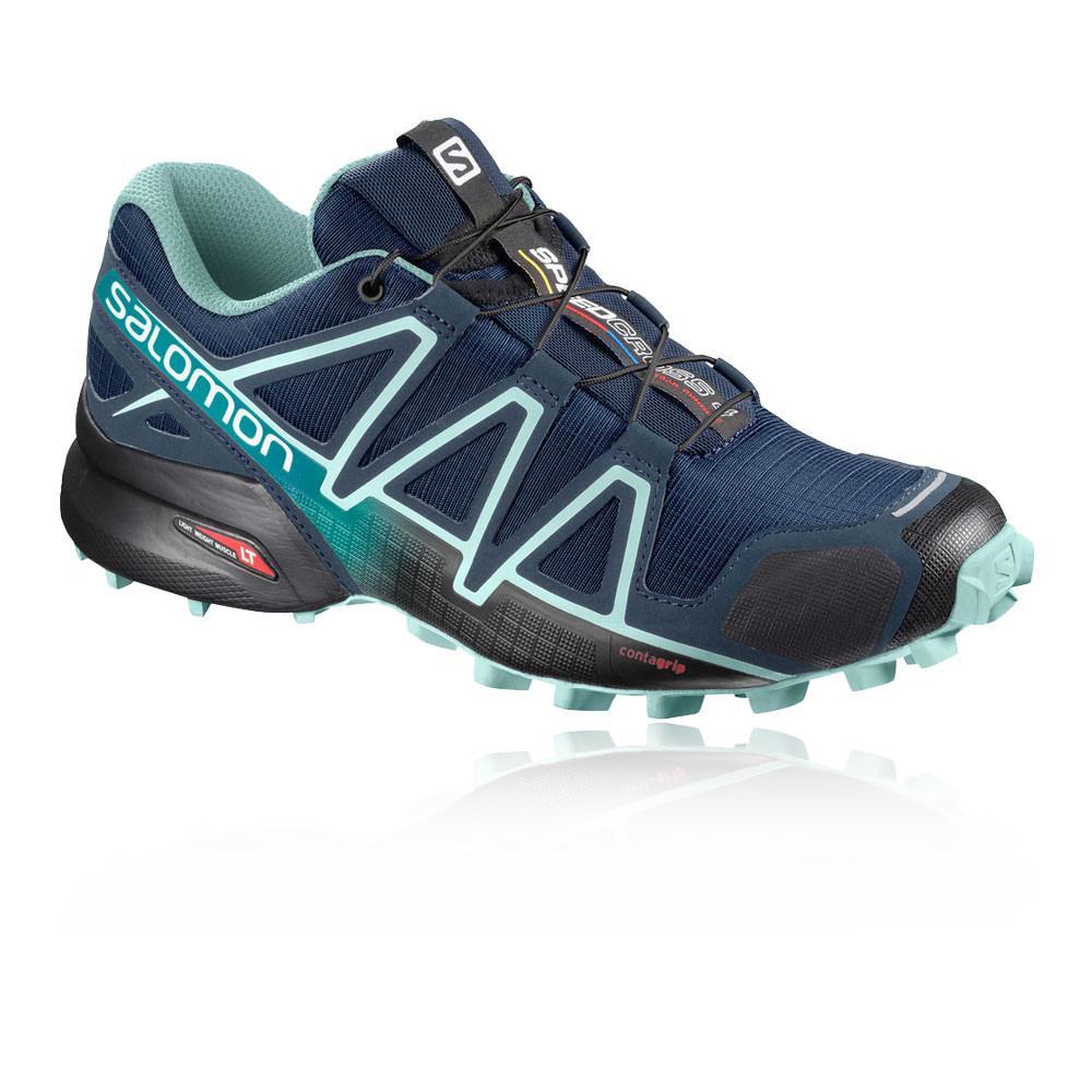 Salomon Speedcross 4 (Wide Fit) Women's Trail Running
