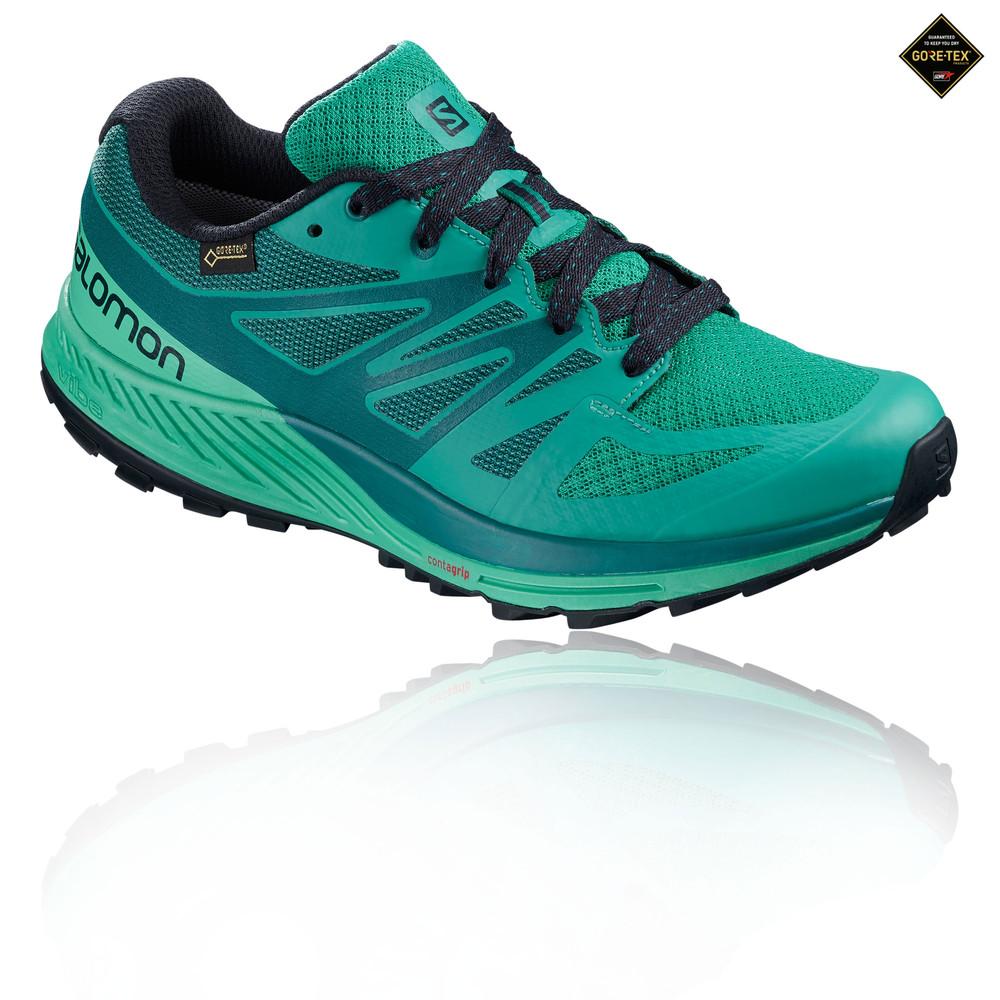 chaussures trail femmes de TEX Sense GORE Salomon AW18 Escape 5L3A4Rqjc