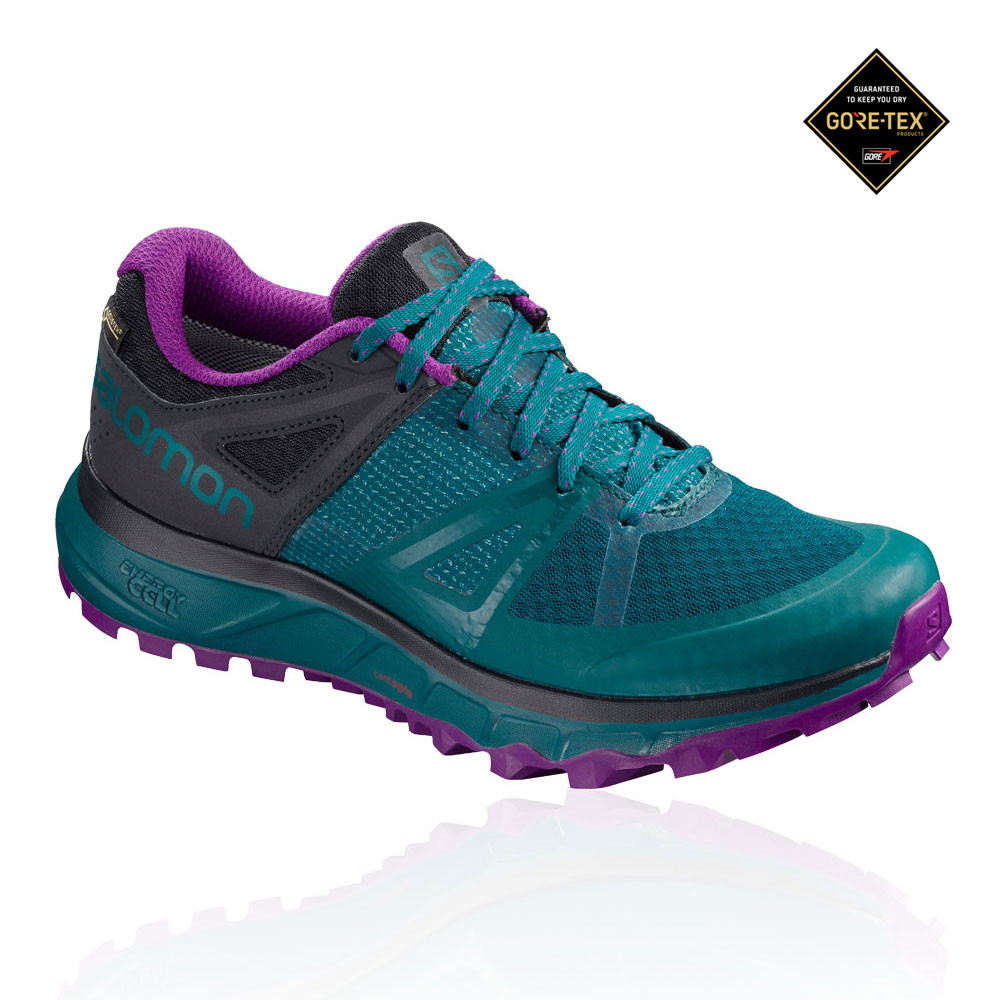 Salomon Trailster GORE TEX Women's Trail Running Shoes