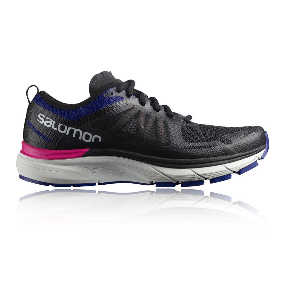 Salomon Damen Sonic RA Max Jogging Schuhe Turnschuhe Laufschuhe Laufschuhe Laufschuhe Turnschuhe Schwarz 8330f9