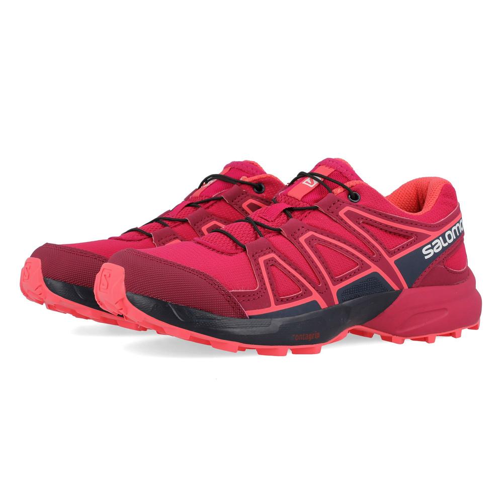 Salomon Speedcross Junior Trail Running Shoes - AW19