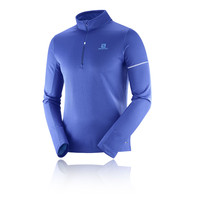Salomon Agile Half Zip Mid Running Top - AW18