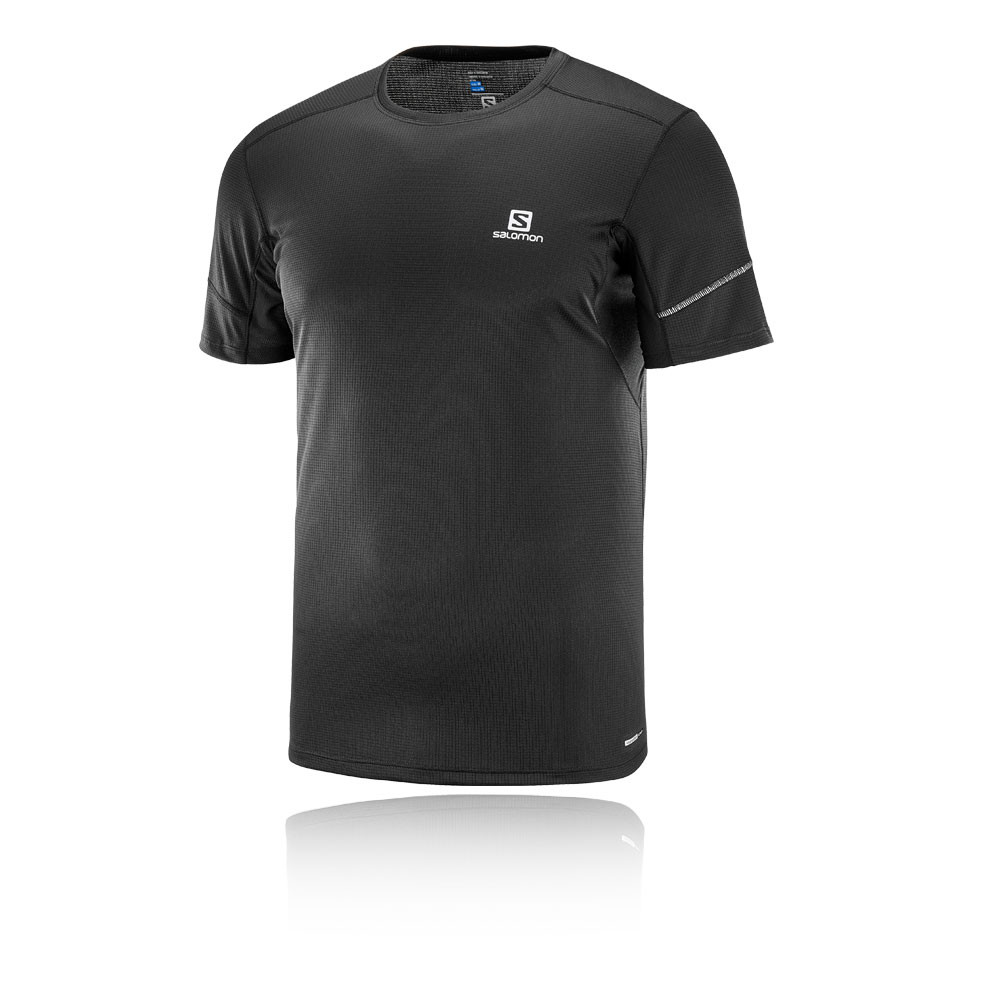 Salomon Agile Short Sleeve Running Tee - AW19