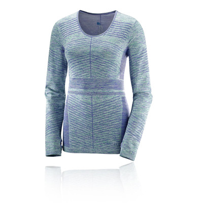 Salomon Elevate Move On Women's Long Sleeve Tee