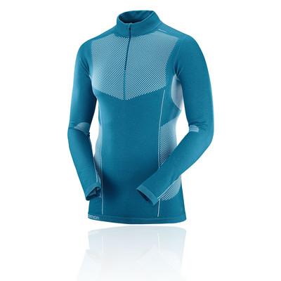 Salomon Primo Warm Long Sleeve Half Zip T-Shirt
