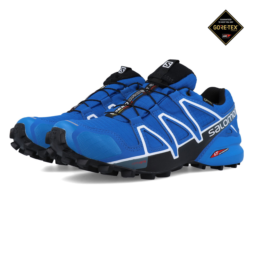 salomon speedcross 4 gtx uomo goretex bambino test