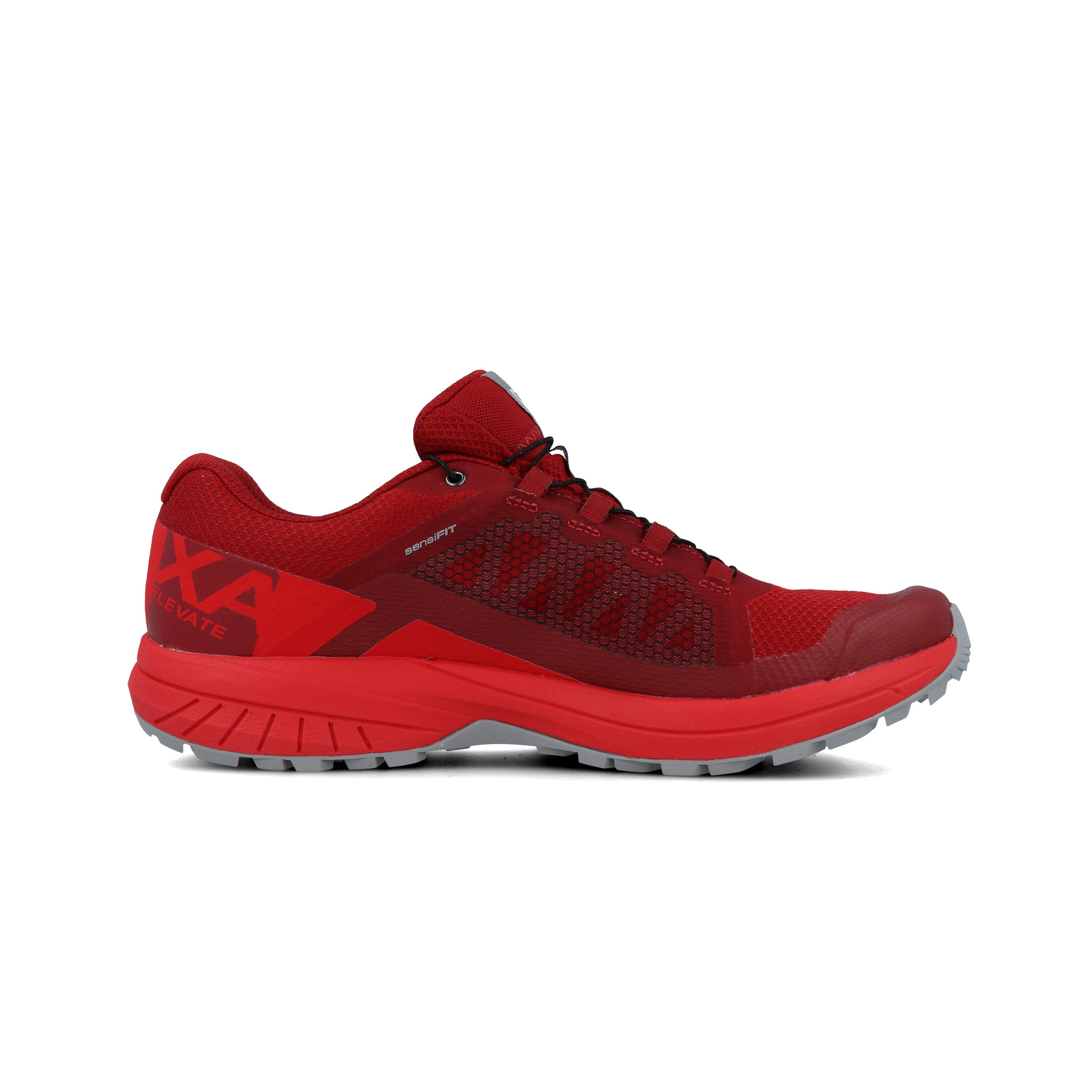 3a511f8ddd6 Salomon Hommes Xa Elevate Gore-Tex Trail Chaussures Course À Pied Baskets  Rouge