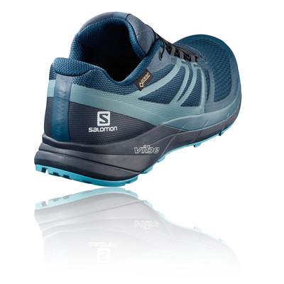 Salomon Sense Ride 2 GORE-TEX Invisible Fit trail zapatillas de running  - AW19