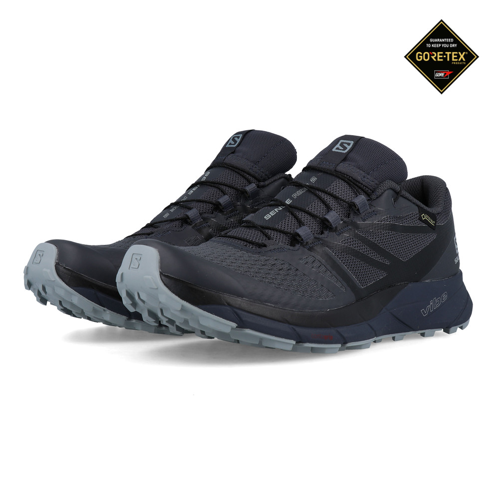 Salomon Sense Ride 2 GORE TEX Invisible Fit chaussures de trail AW19