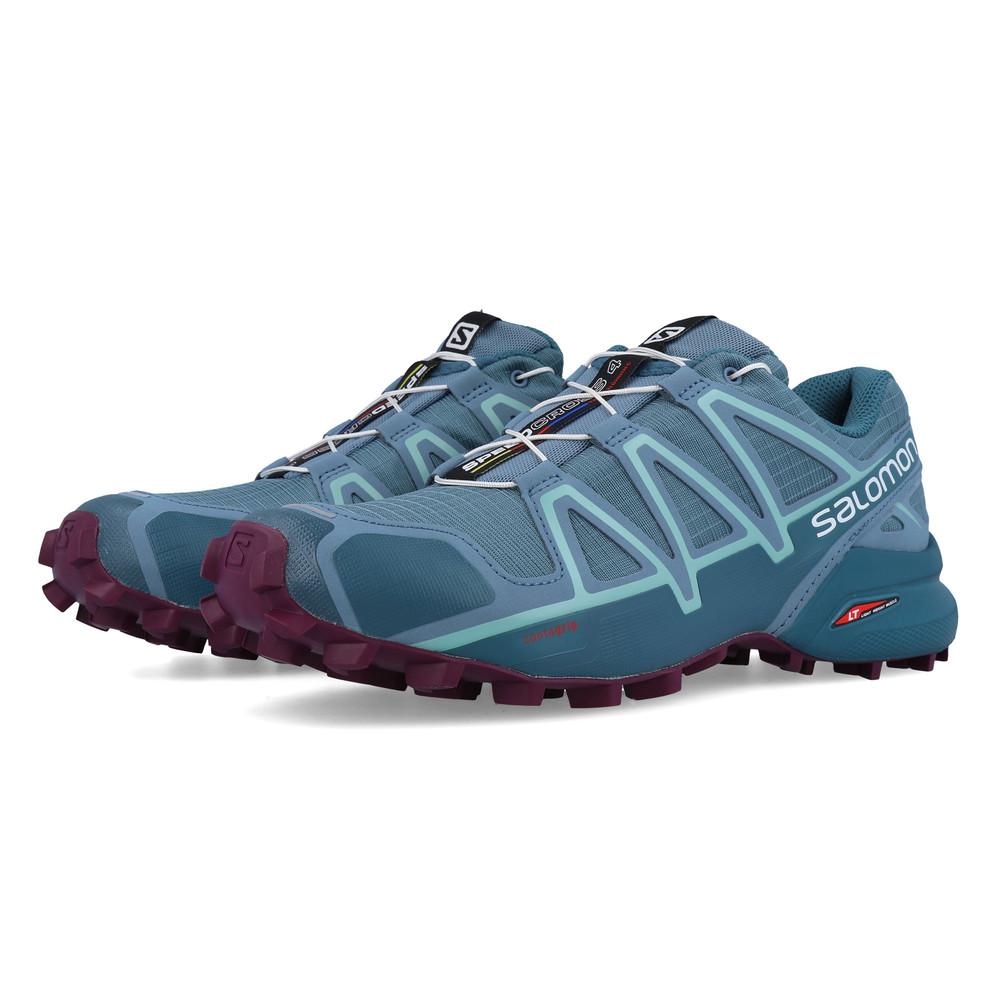 d5457bc5 Salomon Speedcross 4 Women's Trail Running Shoes - SS19