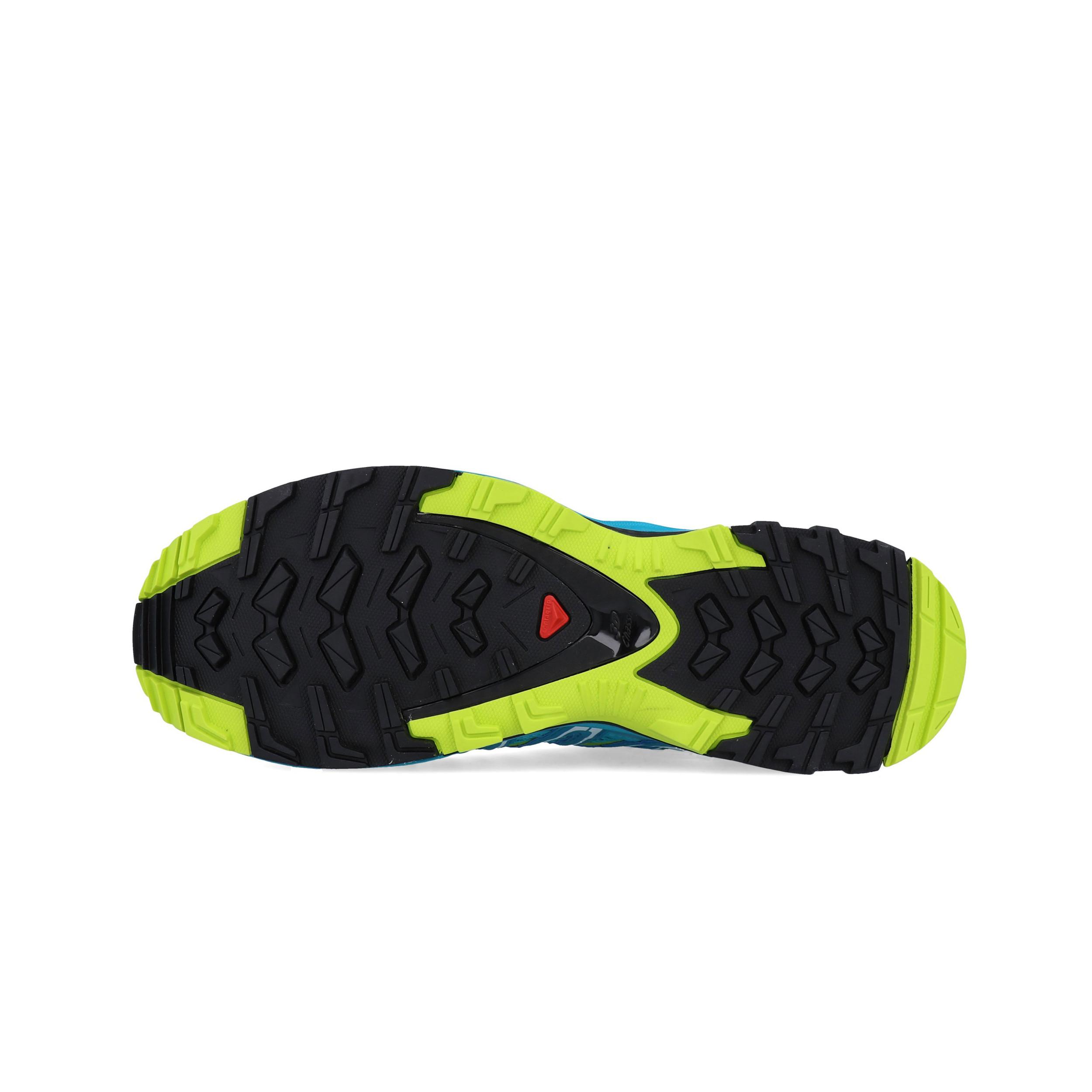 Salomon Donna XA Pro 3D Trail Scarpe Da Corsa Ginnastica Sport Sneakers Blu 0aa1d014069