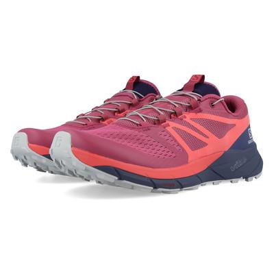 Salomon Sense Ride 2 para mujer trail zapatillas de running  - AW19