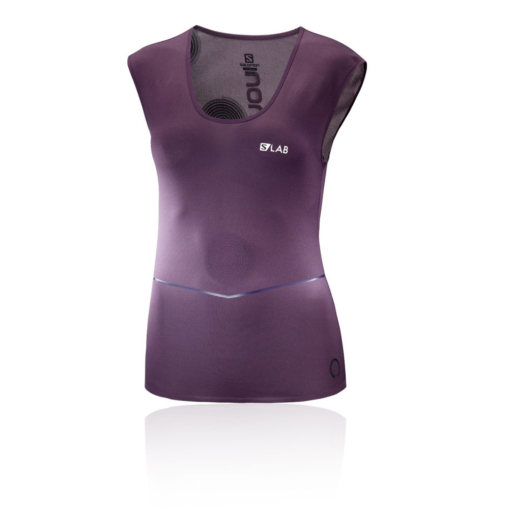 Salomon S-LAB NSO Women's Running T-Shirt - AW19