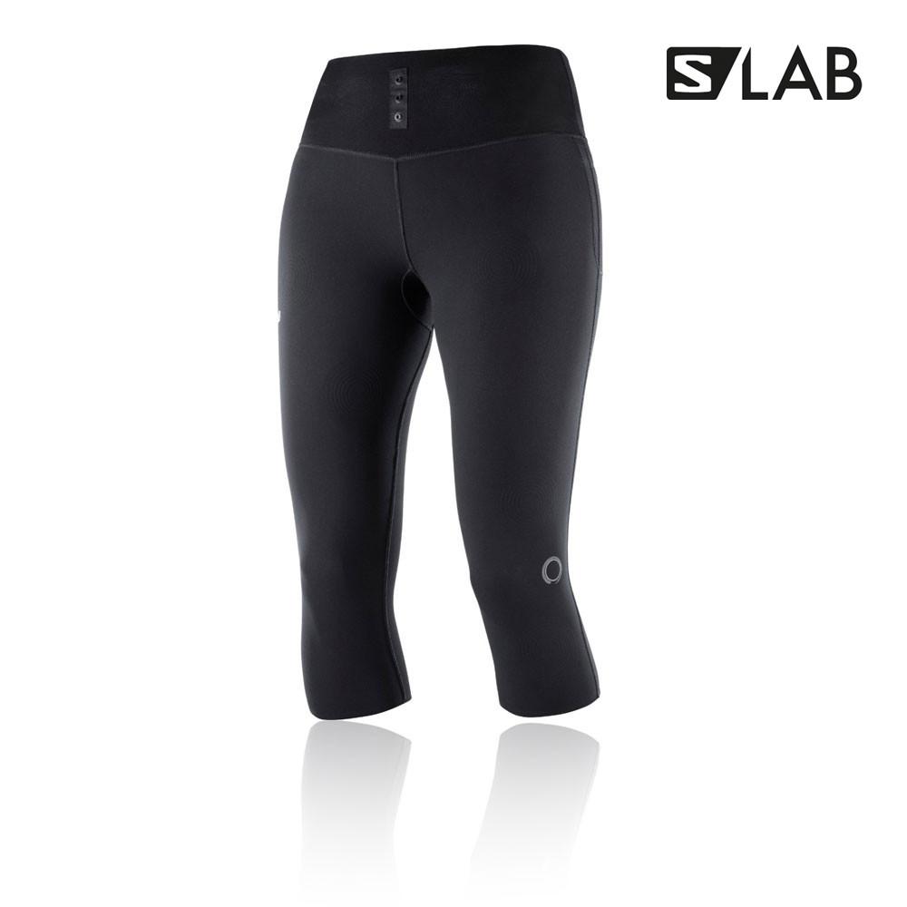 Salomon S-LAB NSO Mid Women's Running Tights - AW20
