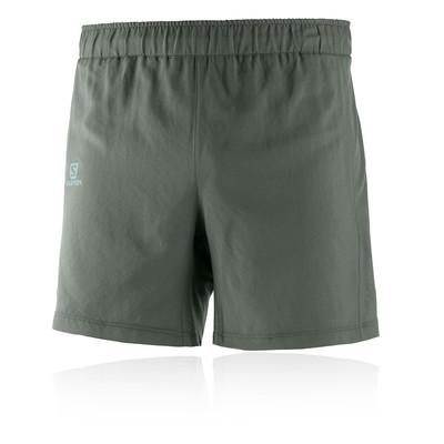Salomon Agile 5 pulgada pantalones cortos - SS19